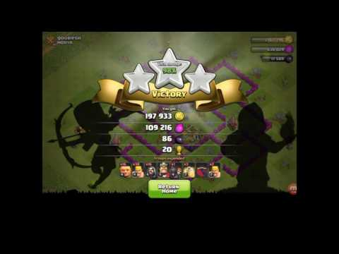 Clash Of Clans part 17 - finally in the zone / clan recruitment