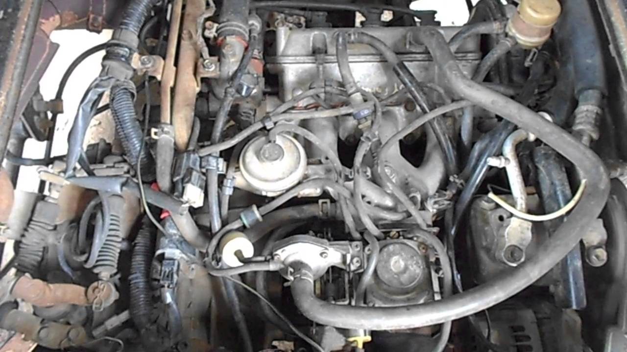 suzuki eiger 400 4x4 wiring diagram 3way switch diagrams 12 valve multicab engine - youtube