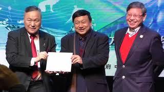 20171228, 文化中國, 水立方杯, 多倫多賽區, 記者會