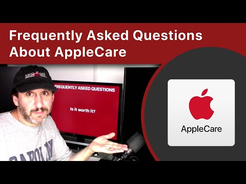 Frequently Asked Questions About AppleCare
