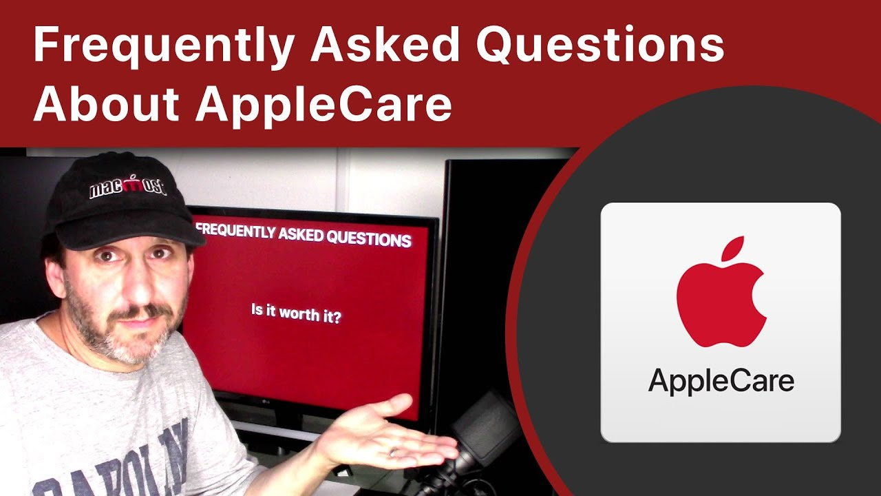 Frequently Asked Questions About Applecare Youtube