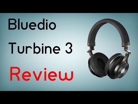 Bluedio Turbine 3 - Auriculares excelentes en calidad precio