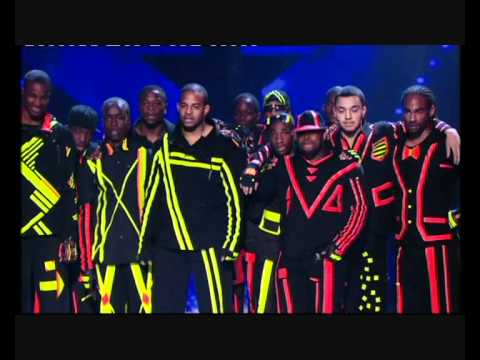 BRITAINS GOT TALENT SEMI FINAL - ABYSS DANCE TROUPE IMPRESS THE AUDIENCE
