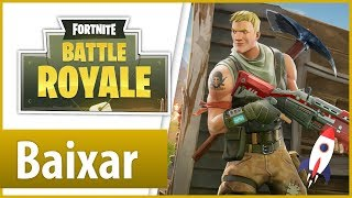 FORTNITE BATTLE ROYALE-How to download free PC Fortnite Updated | NEW GAME!!!