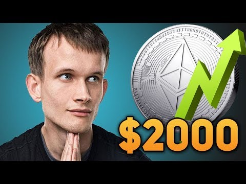 Will Ethereum Price Rise To $2000 Per Coin In 2019 Vitalik Buterin Explains!
