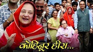 Saira Banu Dilip Kumar is Kohinoor Heera