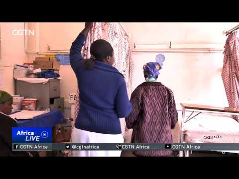 China donates cancer screening equipment to Zimbabwe