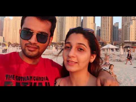 Dubai Vlog Teaser Ski Dubai – Miracle Garden – IMG world – Global Village – Burj Khalifa Indian Food