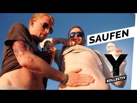 Alkohol - Besoffen am Ballermann, verkatert zur Suchtberatung I Y-Kollektiv Dokumentation