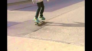 Element Skate video on 5th Ave
