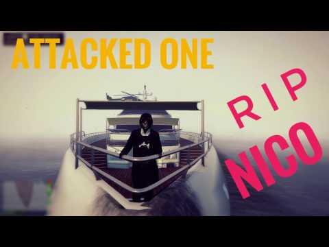 GTA Online - attack & left (rip NICO team)