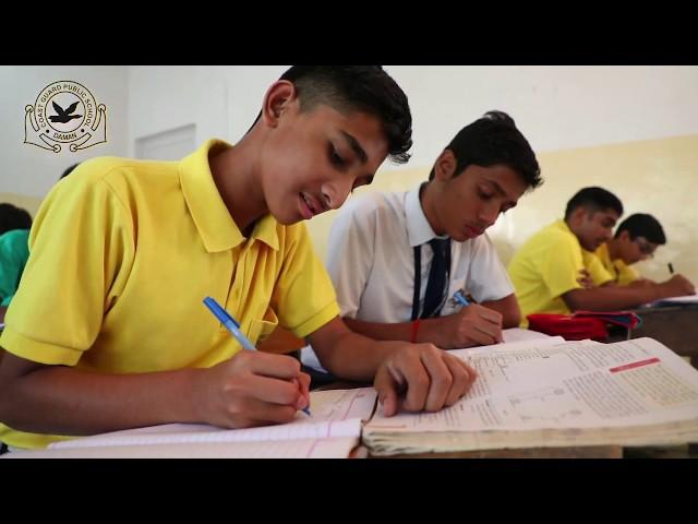 COAST GUARD PUBLIC SCHOOL SONG BY SARITA CHADHA