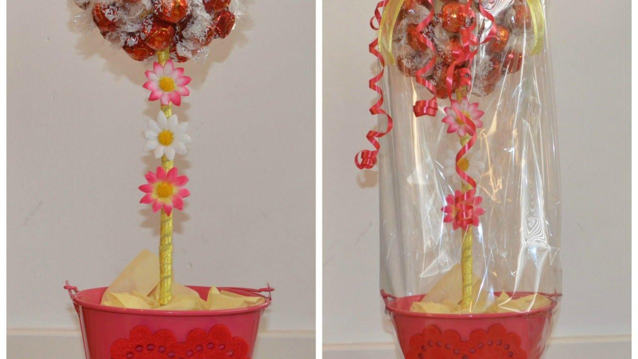 Make a fabulous candy tree centerpiece diy crafts
