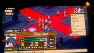 Disgaea 3:Absence of Detention review pt.2
