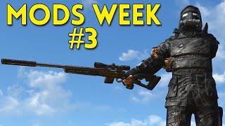 Fallout 4 Mods Week #3 - Jetpack, Better Lighting, Multicam Black Railroad Armor