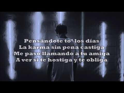 Jon Z Enrique Iglesias - DESPUES QUE TE PERDI Letra