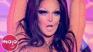 Top 10 Most Bashed RuPaul39s Drag Race Queens