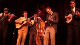 Punch Brothers - The Auld Triangle; Don