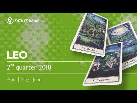 LEO FORECAST 2018 💕💕💕APRIL MAY JUNE