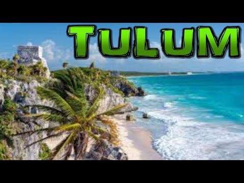 TULUM Ruins Mexico 4K