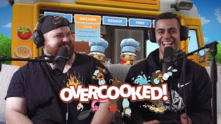 """Playing """"Overcooked"""" For the First Time 