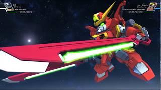 SD Gundam G Generation Cross Rays - Calamity Sword [STEAM]