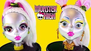 Monster High Gore Geous Ghoul Glow In The Dark Limited Edition 33 Accessories Hair Makeup #2