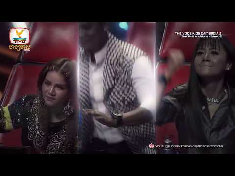 Intro (Blind Audition Week 6 | The Voice Kids Cambodia Season 2)