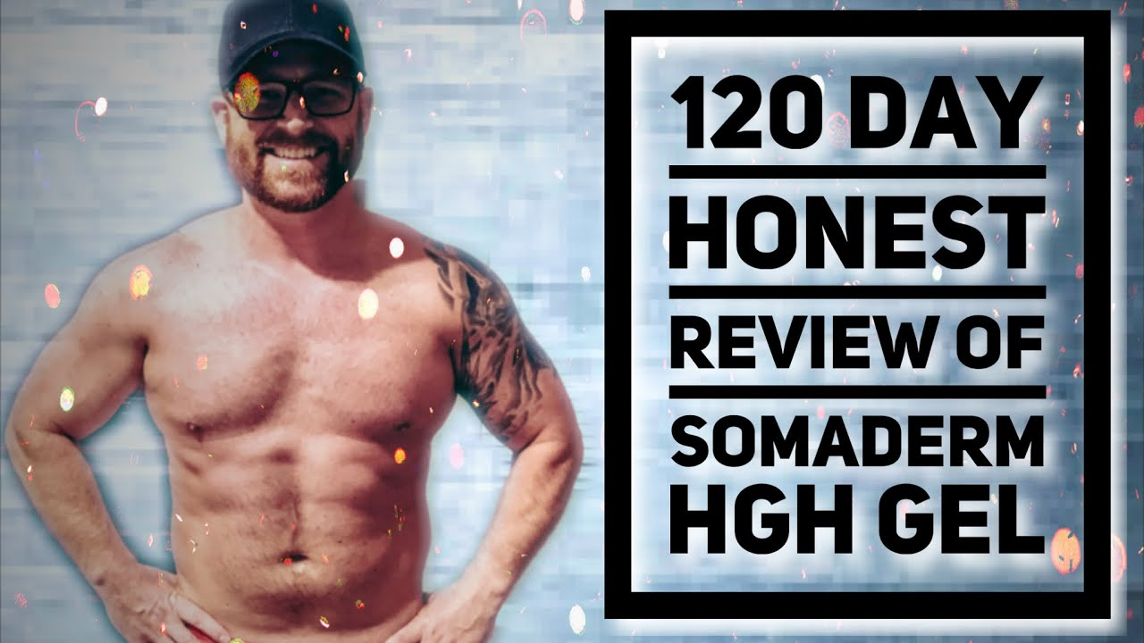 120 Day Honest Review of Newulife HGH Gel Company Somaderm in (2018)