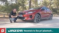 Kia XCeed  1,6 T-GDi Platinum - crossover - prvá jazda - GARÁŽ.TV