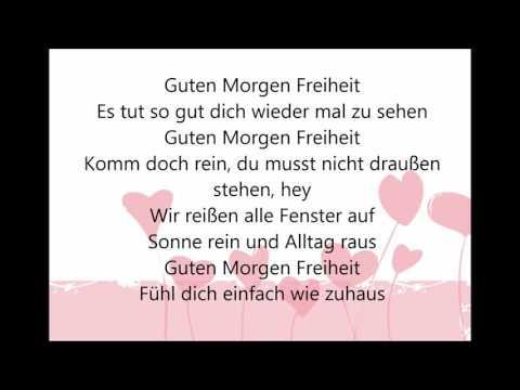 Chords For Yvonne Catterfeld Guten Morgen Freiheit