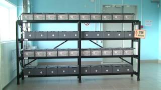 ИБП и ДГУ центра обработки данных