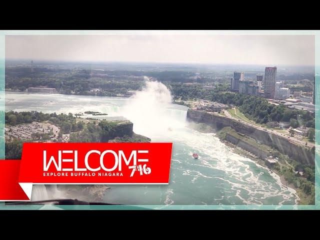 Welcome 716 takes a ride on Rainbow Air - Explore Buffalo Niagara