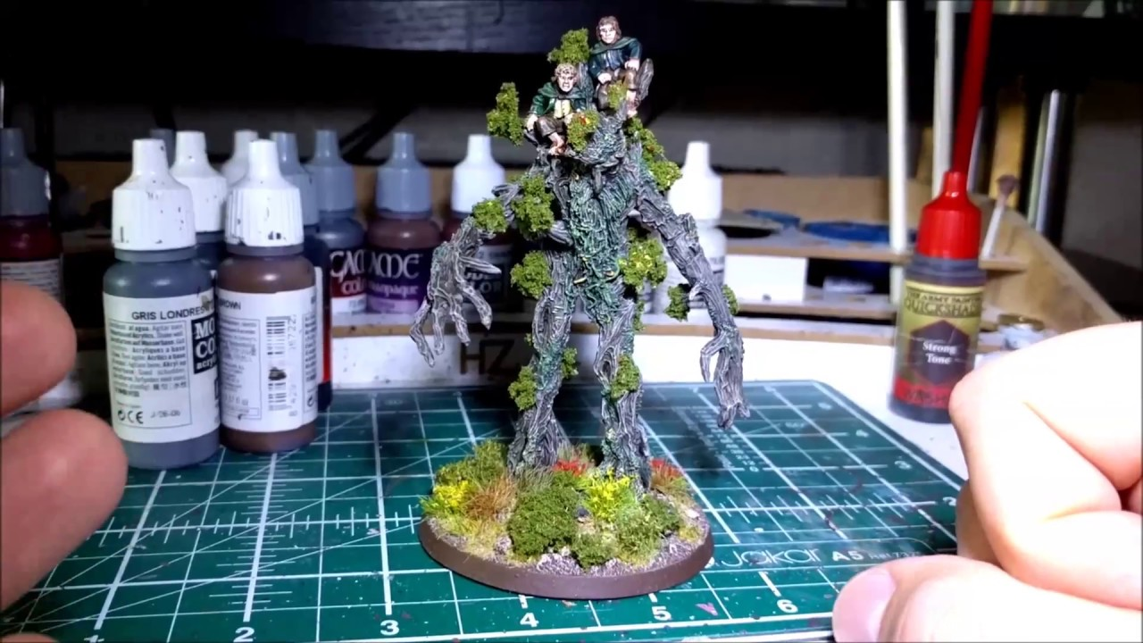Games Workshop Lord Of The Rings Painting Guide