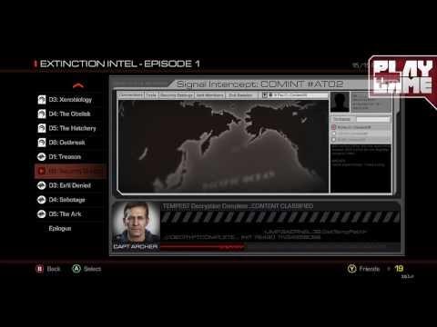 Extinction Intel // Signal Intercept // 'Security Breach'