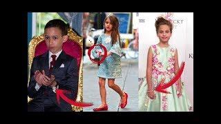 Die 10 Reichsten Kinder der Welt!
