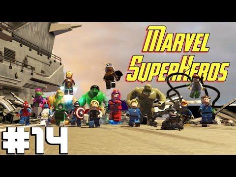 Lego Marvel Super Heroes : Part 14 จบ!!! [END]