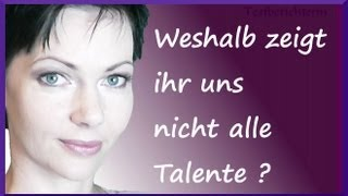 The Voice of Germany Sam Leigh-Brown - Rob Fowler - Wieso werden nicht alle Talente gezeigt ?