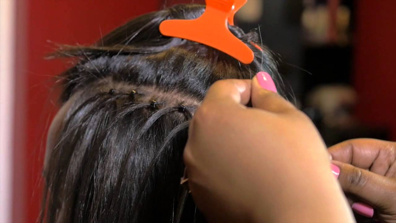 The Platinum Method Braidless Sew In Instructional Video Youtube