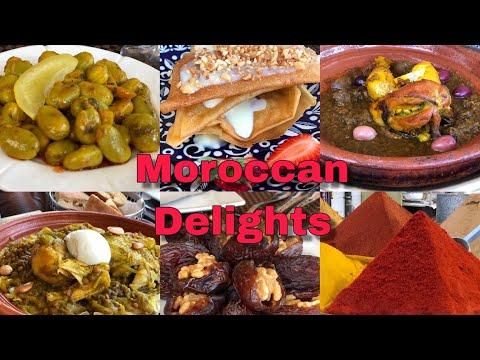 Moroccan Delights