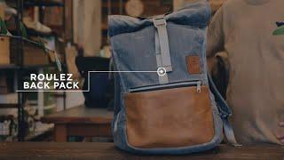 Tchoup Industries - Roulez Back Pack Showcase
