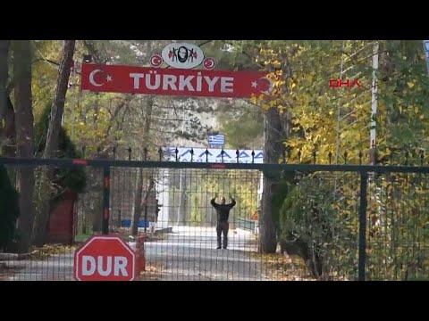 IŞİD üyeliği iddiasıyla sınır dışı edilen kişi Türkiye ile Yunanistan arasında kaldı