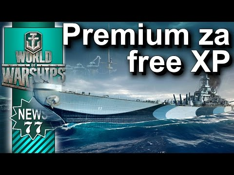 Okręt premium za Free XP? - NEWS - World of Warships