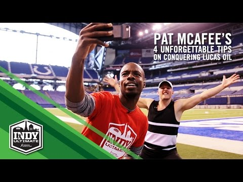 Indy Ultimate - Lucas Oil Stadium [Episode 3]