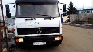 Mercedes 1524 реф(Мерседес 1524, 7 тонник, рессора-рессора, резина 19.5, реф установка ThermoKing, 36 кубов, 15 европаллет. Двигатель прост..., 2016-03-29T14:01:15.000Z)