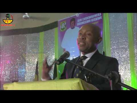 Force Of Reason & Reason For Force   Prof  Chidi A  Odinkalu Part 2