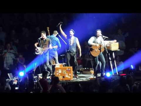"""""""Oceans"""" (Where Feet May Fail)...Rend Collective LIVE...3/25/17...Houston, TX"""