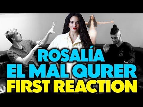 ROSALÍA - EL MAL QUERER REACCIÓN/REVIEW (Jungle Beats) Mp3
