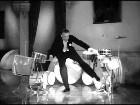 Fred Astaire's Best Scene - A Damsel in Distress