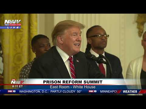 FULL: President Trump 2019 Prison Reform Summit and First Step Act Celebration